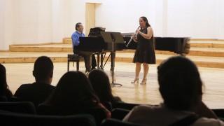 La Sala Hermilo Novelo acoge recital-examen de oboe