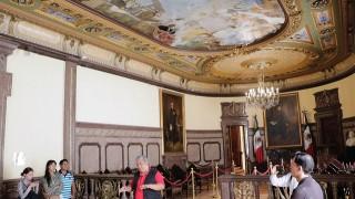 """Salón de Cabildos invita a la visita guiada """"La firma de los Tratados de Córdoba"""""""