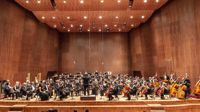 La Orquesta Filarmónica de la Ciudad de México reanuda Temporada 2019