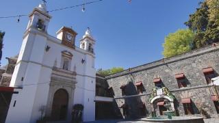 TRABAJA SECRETARÍA DE CULTURA DE LA CIUDAD DE MÉXICO EN LA REHABILITACIÓN DE 21 TEMPLOS DE PUEBLOS ORIGINARIOS